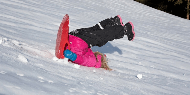 preventing injuries in winter