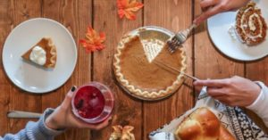 Staying Safe & Healthy During Thanksgiving
